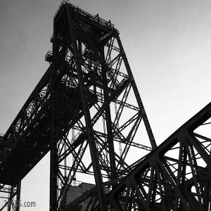 De-Hefbrug-Rotterdam-zwart-wit