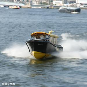 De Watertaxi Rotterdam